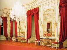 シェーンブルン宮殿の「鏡の間」