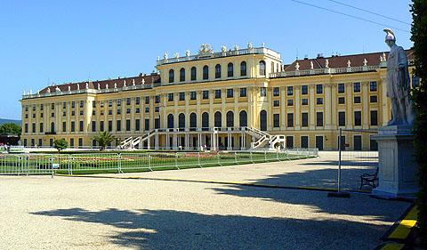 シェーンブルン宮殿の画像 p1_18