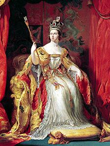 イギリスの年表・ヴィクトリア女...